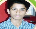 Rishav Ranjan Singh (NTSE Ist Rank in Gorakhpur)