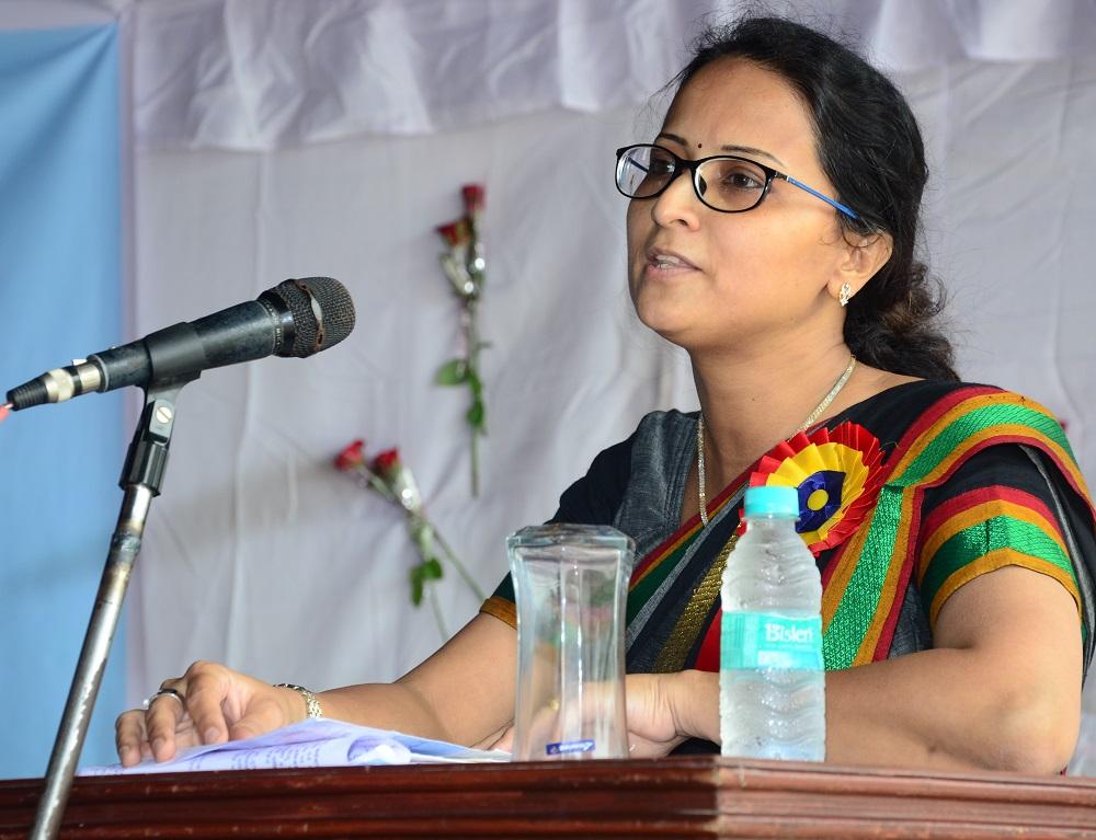 Dr. Madhavi Verma Principal