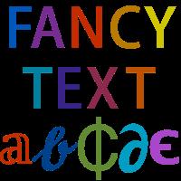 Stylish font2